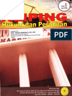 Kliping Hukum Dan Peradilan Edisi 6 Th 2015