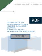 Proyecto de Los Cenotes