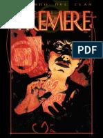 Libro de Clan Tremere Edición Revisada
