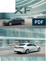 Jaguar Xf Brochure