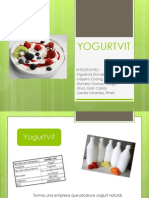 Expo Empresa Yogurt