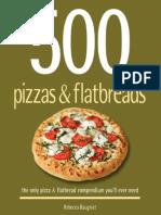 500 Pizzas & Flatbreads