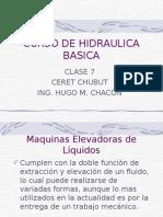 Hidraulica Basica, Clase 7
