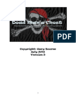 Dead Man's Chest - Wargames Skirmish Rules for the Golden Age of Piracy 1660-1725-Ver9[1]