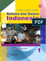 Bahasa Dan Sastra Indonesia Kelas 7 F X Mudjiharjo v Sugiyono D Silalahi Dan E 2010 - Copy - Copy