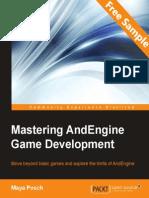 Mastering AndEngine Game Development - Sample Chapter