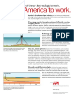 Oil and Natural Gas Offshore Technology Fact Sheet