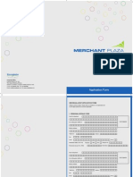 Merchant Plaza Application Form