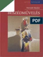 Hernádi Sándor Beszédművelés Budapest, 2003