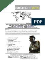 Togomonde 99 - Sept 2015