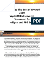Best of Wyckoff