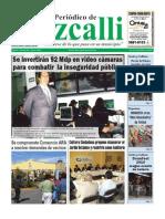 Periódico de Izcalli, Ed. 591, 2010 Marzo