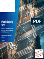 Etude Banque Mobile KPMG - UBS