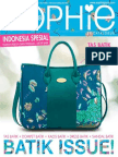 Catalog Sophie Paris Oktober 2015