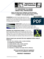 Fall Protection Importance