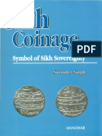 Sikh coinage
