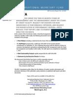 IMF Report