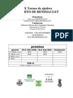 obert Benimaclet 2015