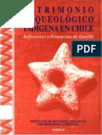 Patrimonio Arqueologico Indigena en Chile