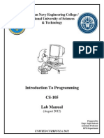 ITP Lab Manual