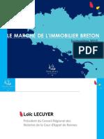 Les chiffres de l'immobilier en Bretagne