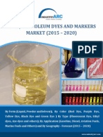 Fuel Petroleum Dyes and Markers Market