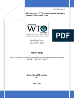 TPP and Implications for Vietnam