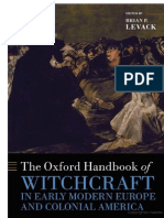 The Oxford Handbook of Witchcraft