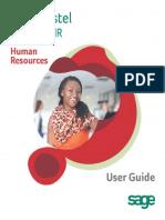 Pastel Payroll HR User Guide