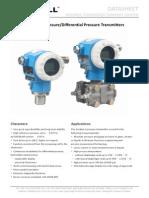 NEW HK7 Series Smart Pressure Transmitters Datasheet HOLYKELL
