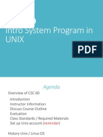 CSUS - Unix Intro-Week 1(1)