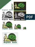 Organic Snail Organic Snail