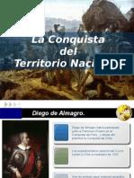 La conquista de Chile Segundo medio