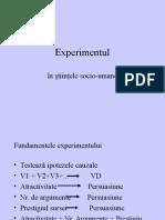 Experimentul(1)