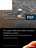 WalbrThe upper Walbrook valley cemetery of Roman London