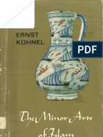 The Minor Arts of Islam- Ernst Kuhnel