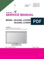 manual de servico tv lg_32ld400