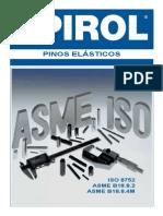 Pino Elastico Spirol