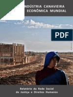 A Agroindústria Canavieira e a Crise Econômica Mundial