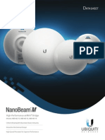 Ubiquiti NBE-M5-19 Data Sheet