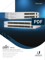 Ubiquiti US-24-500W Data Sheet
