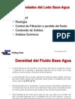 TEORIA FLUIDOS (Propiedades) API RP13B.ppt