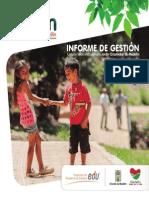 Informe de Gestion JCM-2012-2014