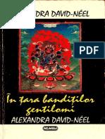 Alexandra David-Neel - In Tara Banditilor Gentilomi