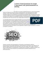 Diseño De Páginas Web Y Posicionamiento En Google Colombia, Websites, Buscadores web, posicionamiento en buscadores, BIWEBZONEg
