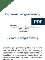 Dynamic Programming[2003]
