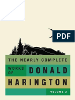 Nearly Complete Works, Volume 2, The - Donald Harington