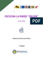 Escucha La Radio 'Online' en Tu Mac