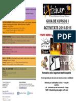 Guia de Cursos 2015-2016