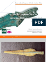 Article Symbolic Expressions of Violence Between Celts and Germans - Marcial Tenreiro Bermudez